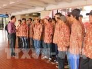 印度尼西亚向越南移交39名被扣渔民