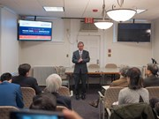 越南驻美大使范光荣:越南重视推动对美国新政府和国会的关系