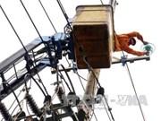 岘港市保证为2017年APEC会议安全稳定供电
