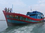 广义省渔民疑遭海盗袭击死亡