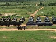 泰国将购10辆中国坦克
