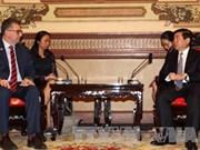 越南胡志明市与澳大利亚加强多方面合作