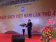 第四次越南图书日活动开幕