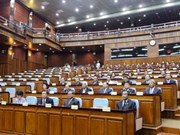 柬埔寨国会举行全体会议  讨论维持稳定和可持续发展措施