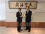 越南与日本加强两国各地合作