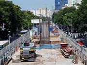 日本同越南开展有关河内城市铁路系统管理和运行的合作