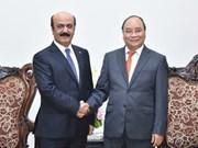 阮春福总理:进一步加强越南与卡塔尔两国经贸和投资等领域的合作