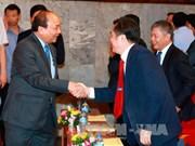 阮春福总理:中央企业党委要重视企业领导者品德修养