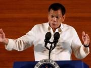 菲律宾总统杜特尔特出访中东三国