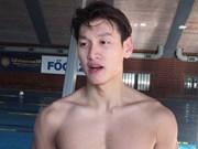 2017年斯德哥尔摩游泳公开赛:越南选手黄贵福夺金