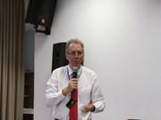 德国劳动关系和工会组织和活动经验分享研讨会在河内举行