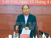 阮春福总理:致力将老街省旅游业对GDP的贡献率提升至30%