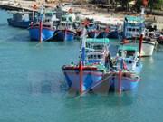 越南渔船在澳大利亚海域被扣押