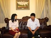朝鲜公民被杀案:段氏香父亲赴马来西亚探望女儿