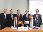 越南邮政电信集团与捷克Novicom公司签署网络安全合作备忘录