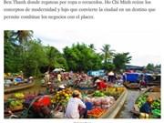 阿根廷全球平衡传媒网赞美越南大自然的潜在之美