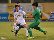 2017年U19国际足球锦标赛:越南黄英嘉莱队轻松取胜中华台北队