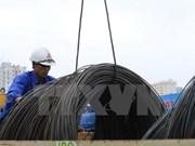 2017年4月初越南钢材价格呈现下降趋势