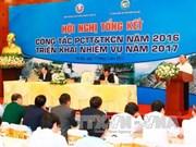 政府总理阮春福:将防灾救灾内容纳入地方经济社会发展规划