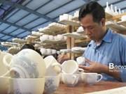 2017年手工艺村展览会在胡志明市举行