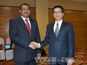 越南与柬埔寨加强打击跨境毒品犯罪的合作