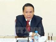 政府总理阮春福再次任命阮德利为越南通讯社社长
