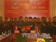越南得农省与柬埔寨蒙多基里省加强合作关系