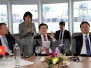 越南希望学习借鉴荷兰海港建设和管理经验
