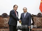 越南政府总理阮春福会见海牙常设仲裁法院秘书长
