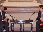 胡志明市与印度努力促进各项合作协议落到实处