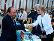阮春福总理:茶荣省应采取突破性措施大力开展招商引资工作