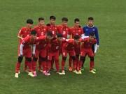 热身赛:越南U20队4比0大胜罗达JC U21队