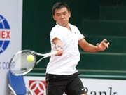 ATP最新排名:李黄南居世界第592位