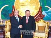 阮春福访老:越老两国关系的新引擎
