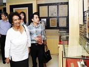 越南和古巴特殊友谊的见证人
