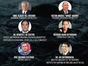 """菲律宾专家:中国所谓""""九段线""""的确缺乏国际法律依据"""