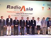 2017年亚洲广播大会在曼谷开幕  越南代表出席