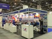 越南航海总公司参加第六届新加坡亚洲海事展