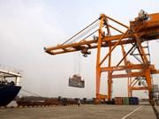 2017年前四个月越南商品进出口总额增长20.1%