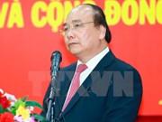 越南政府总理阮春福启程赴菲出席第30届东盟峰会