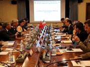 越意第二次副部长级国防政策对话会在意大利举行
