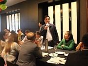 越南和平省同澳大利亚墨尔本市加强企业交流合作