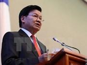 老挝总理通伦对新加坡进行正式访问