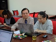 越南与法国分享执达官事务相关经验