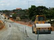 西原地区加大交通基础设施投资力度