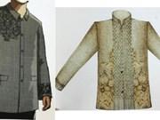 2017年APEC会议领导人服装:荷花是其主元素