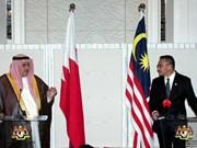 巴林将在马来西亚设立大使馆
