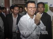 柬埔寨内政部承认救国党的新党章