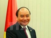 越南政府总理阮春福将出席世界经济论坛东盟峰会