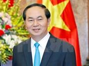 越南国家主席陈大光即将对中国进行国事访问